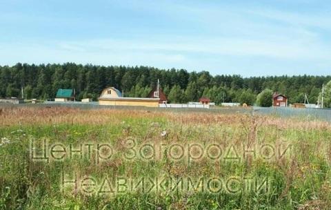Участок, Егорьевское ш, Новорязанское ш, 52 км от МКАД, Бисерово д. . - Фото 3