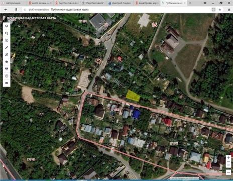 Участок в Приволжском районе 3,4 сотки - Фото 1