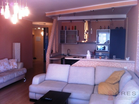Трехкомнатная квартира по ул. Рихарда Зорге, дом 66 - Фото 1