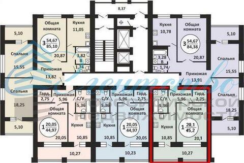 Продажа квартиры, Новосибирск, м. Площадь Маркса, Ул. Гэсстроевская - Фото 5