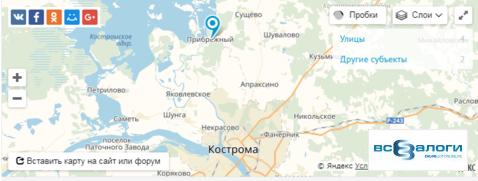 Продажа квартиры, Прибрежный, Костромской район, Ул. Мира - Фото 4