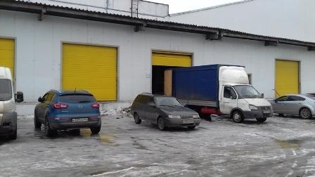 Аренда склада 300 кв.м +3с - Фото 1