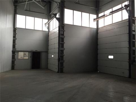 Новый теплый склад площадью 2278 кв.м. Ул.Российская, р-н Ленты, - Фото 1