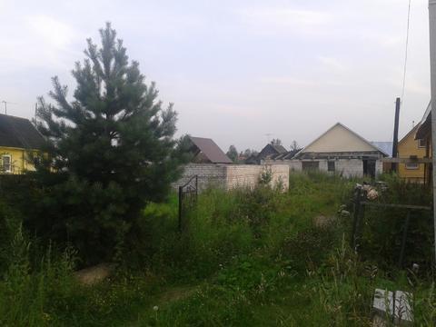 Участок и недострой в Тосно. - Фото 1