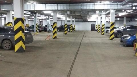 Продаю машиноместо в наземном паркинге в центре города Пушкино, - Фото 1