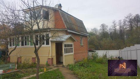 Продажа дома, Серпуховский район, д. Злобино - Фото 1