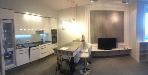 Сдается двухкомнатная квартира в элитном жилом комплексе