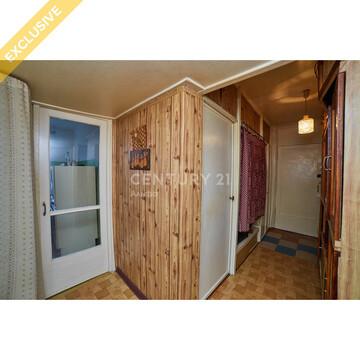 Продажа 2-к квартиры на 5/5 этаже в д. Вилга, ул. Льва Рохлина, д. 1 - Фото 1