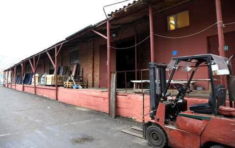 Продам склад площадью 1841.3 м2 - Фото 1
