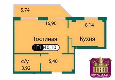 Продается квартира Респ Крым, г Симферополь, ул Железнодорожная, д 1 - Фото 2