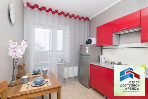Квартира ул. Мичурина 11, Аренда квартир в Новосибирске, ID объекта - 317081635 - Фото 1
