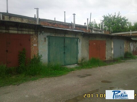 Продаю капитальный кирпичный гараж в центре Тулы - Фото 1