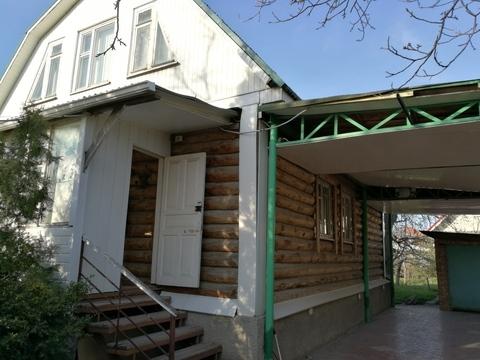 Продается дом сруб ул. Пирогова 48 2 этажа хорошее состояние, - Фото 1