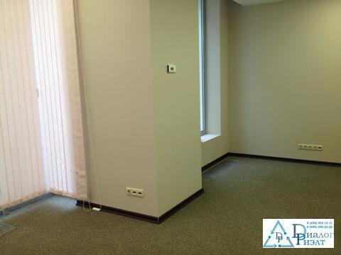 Офис 196 кв.м. с панорамными окнами 2 мин. пешком от метро Боровицкая - Фото 5