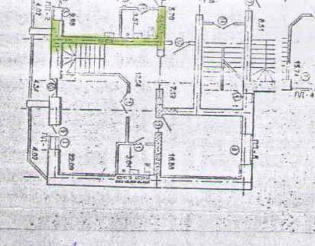 Двухуровневая трехкомнатная квартира в центре Долгодеревенского - Фото 3