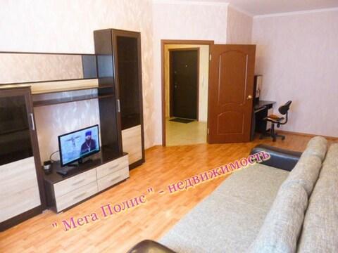 Сдается 1-комнатная квартира 50 кв.м. в новом доме ул. Калужская 22 - Фото 1