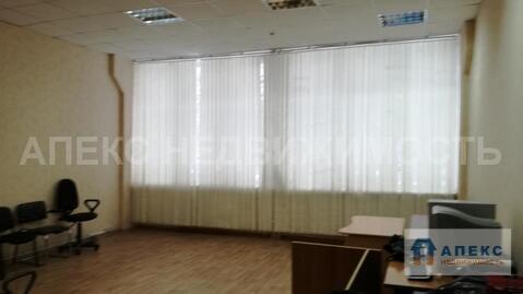 Аренда офиса 50 м2 м. Нагатинская в бизнес-центре класса В в Нагорный - Фото 2