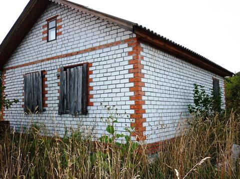 Дом (кирпичн) на 10 сотках земли в 10 минутах езды от города Чебоксары - Фото 3