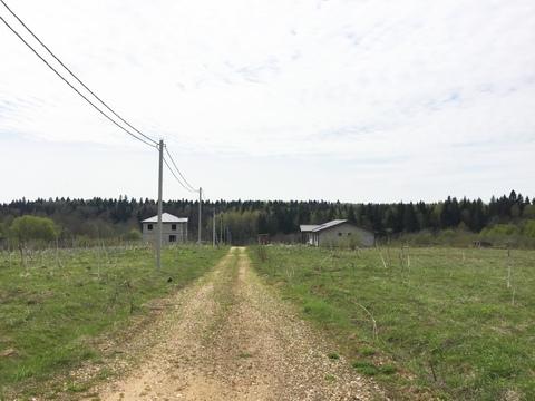 Участок 40 соток село Костино, 60 км. от МКАД по Дмитровскому шоссе. - Фото 1