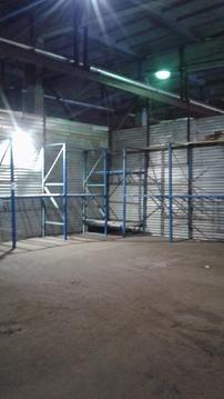 Сдаётся отапливаемое складское помещение 240 м2 - Фото 4