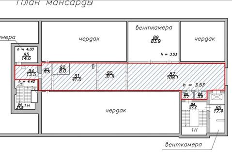 Аренда офиса, м. Петроградская, Чкаловский пр-кт. - Фото 3