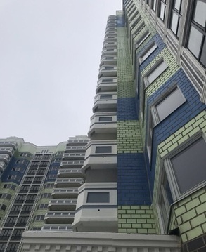1-комнатная квартира ул. Южнодомодедовская, д. 16 - Фото 1