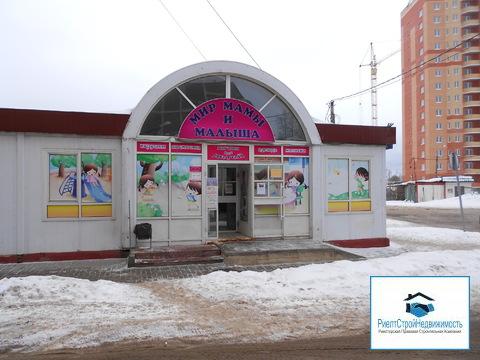 Павильон рядом с ж/д и автовокзалом - Фото 1
