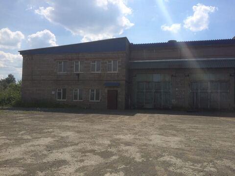 Производственно-складские здания, 2269 м2 - Фото 1