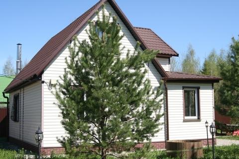 Уникальный, очень тёплый, зимний обжитой дом на прилесном участке - Фото 3
