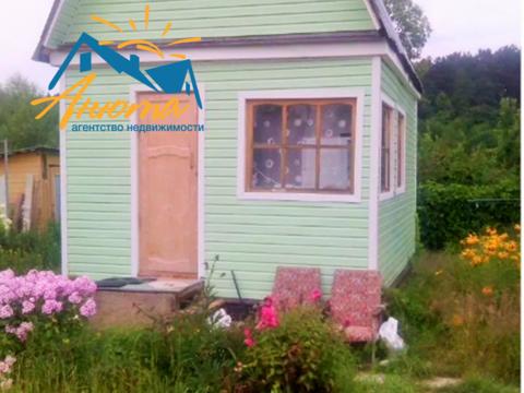 Аренда дома в городе Жуков мкр.Протва 50 кв.м на участке 4 сот. - Фото 1