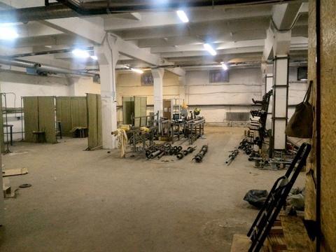 Сдаю на Варшавке производственное помещение 430 м2 - Фото 2