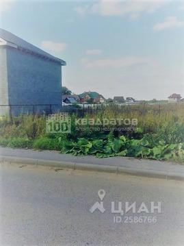 Участок в Тюменская область, Ишимский район, д. Быкова (6.0 сот.) - Фото 2