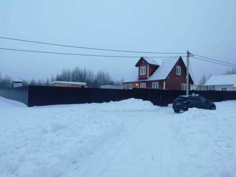 Продам дом 90кв.м. на 6сот в д.Алексеевка го Чехов МО в 49км от МКАД - Фото 2
