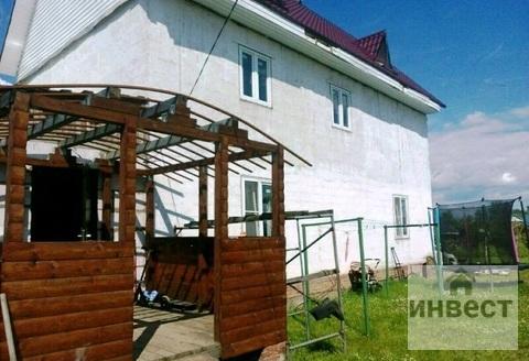 Продается 2х этажный дом 144 кв. м на участке 9 соток - Фото 1