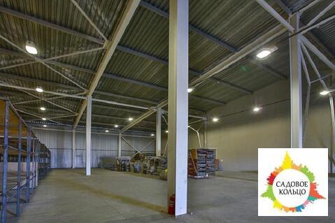 Предлагаются варенду склад- 400 кв.м. Потолки - 6-10 м. Пол ровный бет - Фото 5