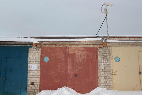 Продам гараж. Железнодорожный район, остановка Суворова - Фото 2