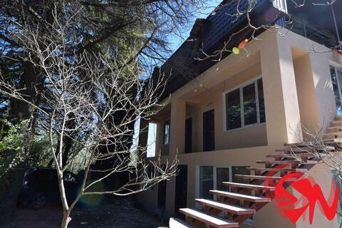 3-этажный дом площадью 280 кв.м. Планировка: цоколь, два жилых эта - Фото 3