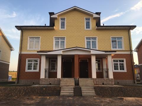 Двухуровневая квартира 93м2 с отдельным входом и участком - Фото 2