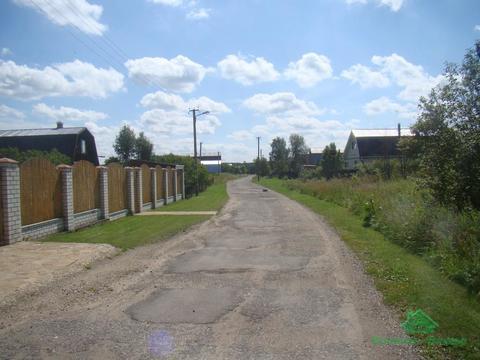 10 сот под ИЖС в д.Наумово - 90 км Щелковского шоссе - Фото 3