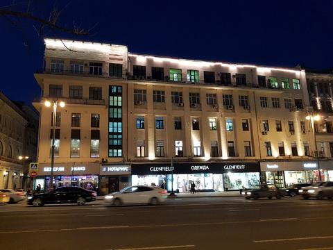 652,3кв.м, ул.Тверская, д.12, стр.2 (бывшая гостиница Шевальдышева) - Фото 3