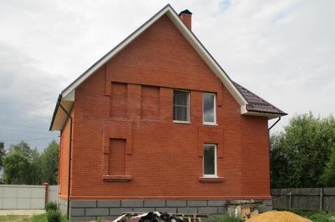 Дом новый кирпичный д Шувое 140м без отделки все коммуникации в доме - Фото 4