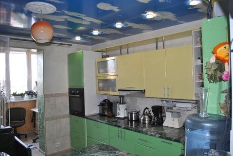 Двухкомнатная квартира, с мебелью и хорошим ремонтом, Текстильщиков 31 - Фото 1