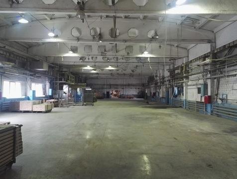 Отапливаемый склад в аренду 2753м, м.Кожуховская - Фото 5