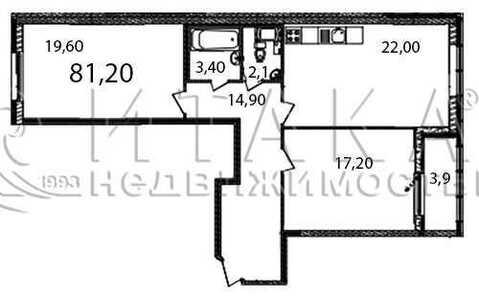 Объявление №47749945: Квартира 2 комн. Санкт-Петербург, ул. Уральская, д. 4,