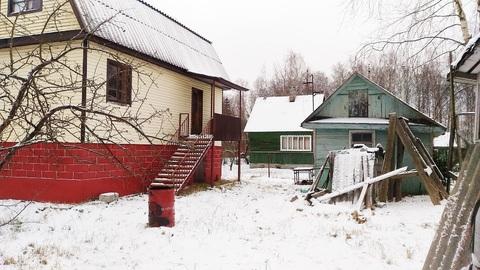 Дом из бруса для круглогодичного отдыха вблизи Ладожского канала. - Фото 5