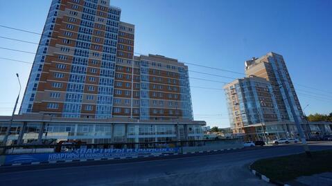 Купить видовую однокомнатную квартиру в доме бизнес-класса, Выбор - Фото 1