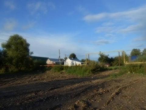 Судогодский р-он, Байгуши д, земля на продажу - Фото 4