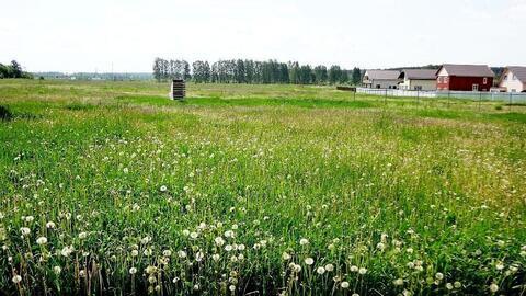 Земельный участок 15 соток в пос. Заволжье - Фото 1