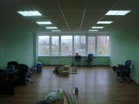М.Хорошево 1 м.п . Сдается офис 67 кв.м на 4/6 бизнес-центра - Фото 1