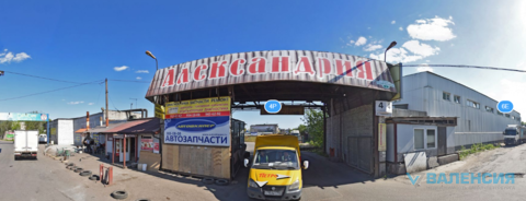 Сдается холодный ангар на ул. Софийская , д.4 лит Ф, 1078,2м2, 1 этаж - Фото 4